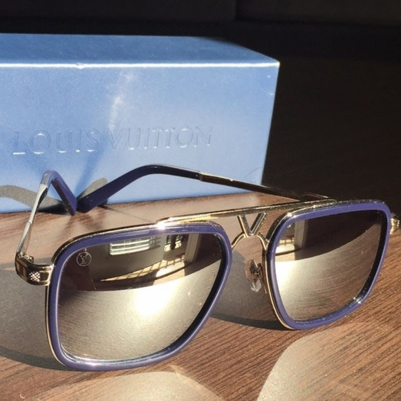 dd760c45dec Louis Vuitton Other - Louis Vuitton District Mirrored Sunglasses